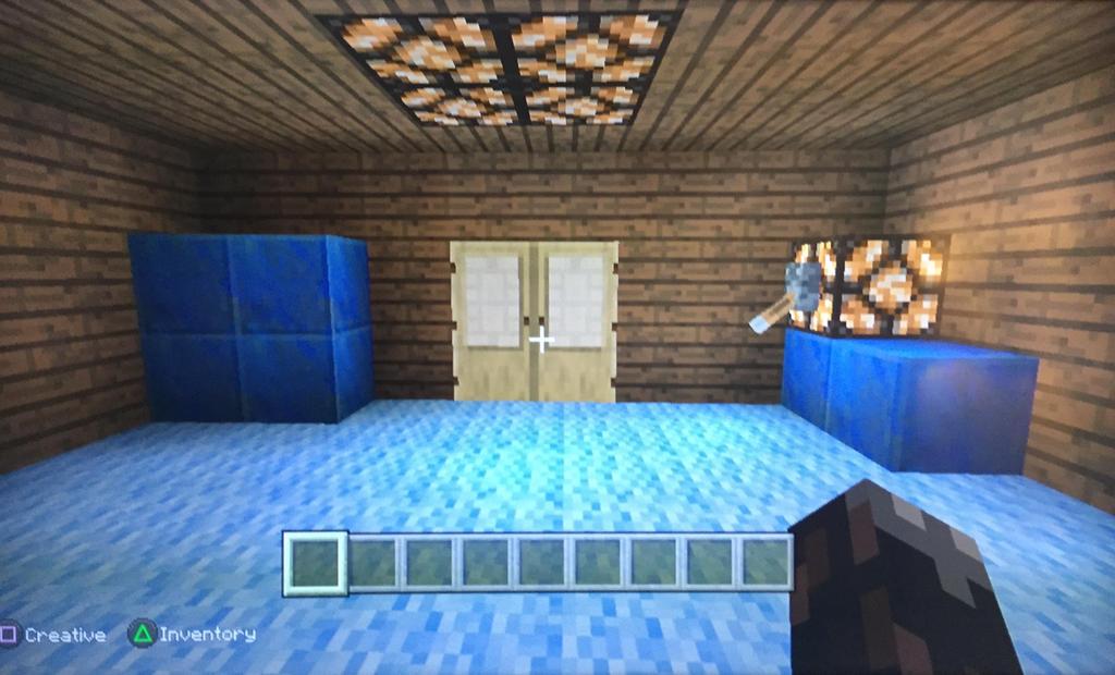 fnaf4 in minecraft room 1shot 1splatteredcream on