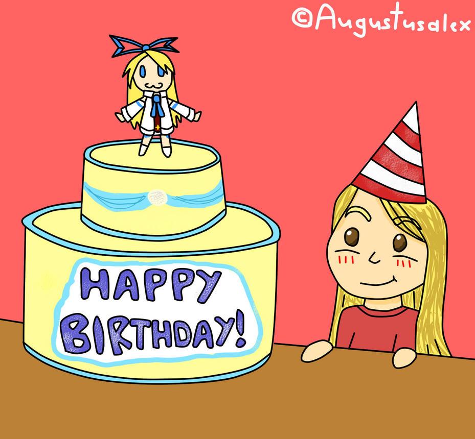Happy Birthday Nat San Ii By Augustusalex On Deviantart