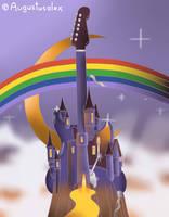 Ritchie Blackmore's Rainbow by Augustusalex