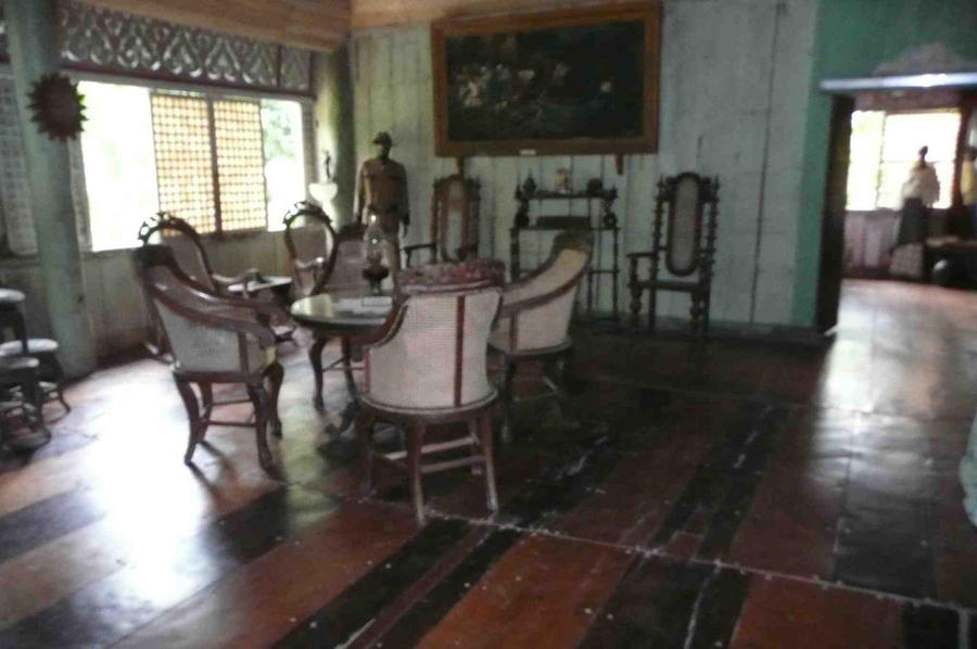 Old Spanish dining room in Bohol by Lhyn1611 on DeviantArt