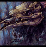 Skullhead by Skreel