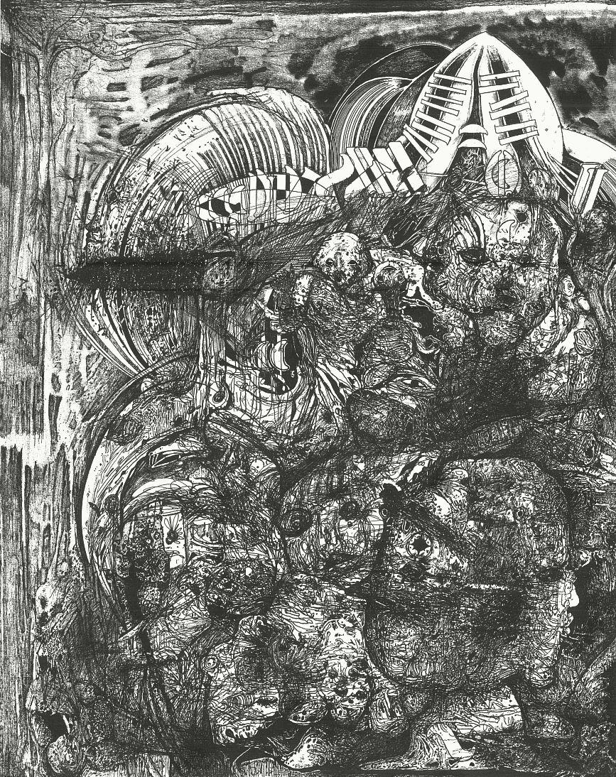 Disturbed Chaos by PeterZigga