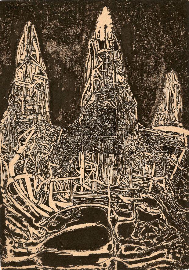 City of the Towers by PeterZigga