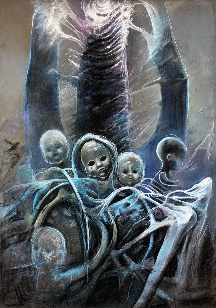 The Gathering by PeterZigga