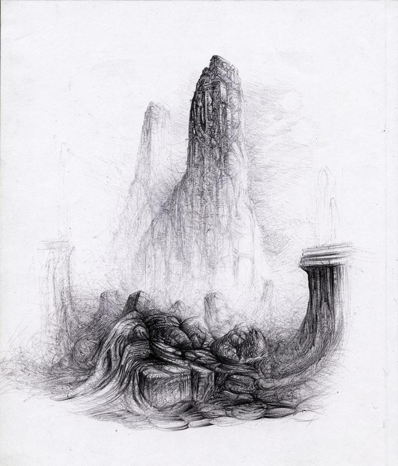 Towers II by PeterZigga