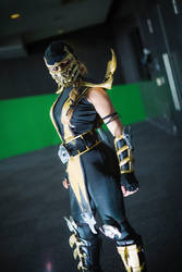 Female Scorpion MK9 by Yeliz Cosplay #3 by Yeliz13