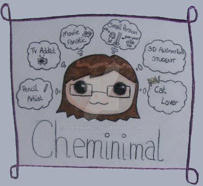Cheminimal's Profile Picture