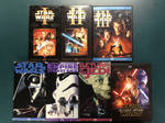My Star Wars Movie Collection Is Complete! :D