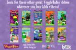 VeggieTales Videos Advert (March 28th, 2000)