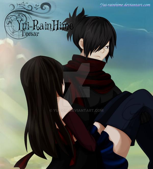 Yui and Rogue  by Yui-RainHime