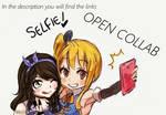 [OPEN COLLAB] SELFIE by Yuiccia