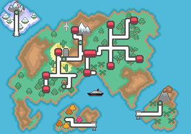 World Map - Sakura by Criesona