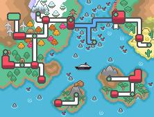 World Map - Rikare by Criesona