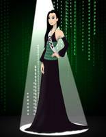 Mulan Miss China by hmd67