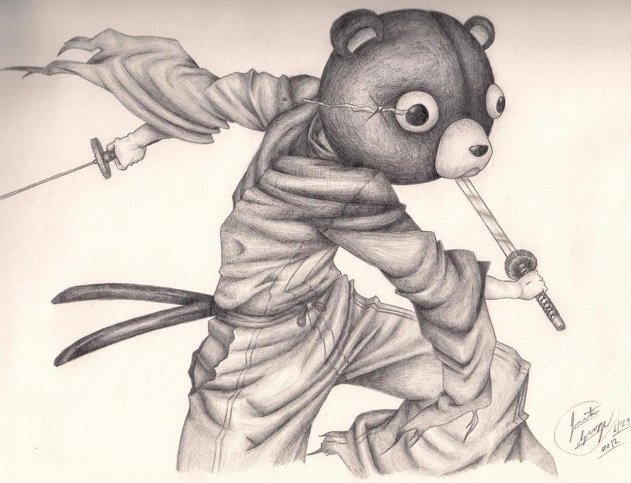 Afro Samurai Drawings Afro Samurai Justice