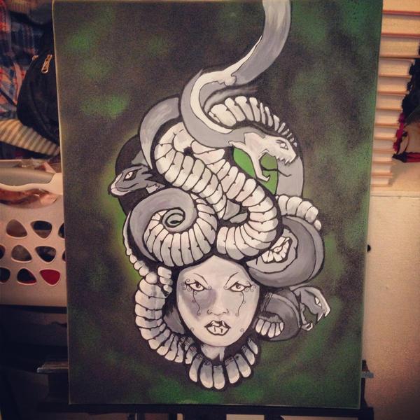 Medusa by pichan96