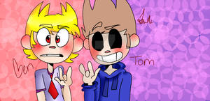 Crash Zoom and Eddsworld - Ben and Tommy boi