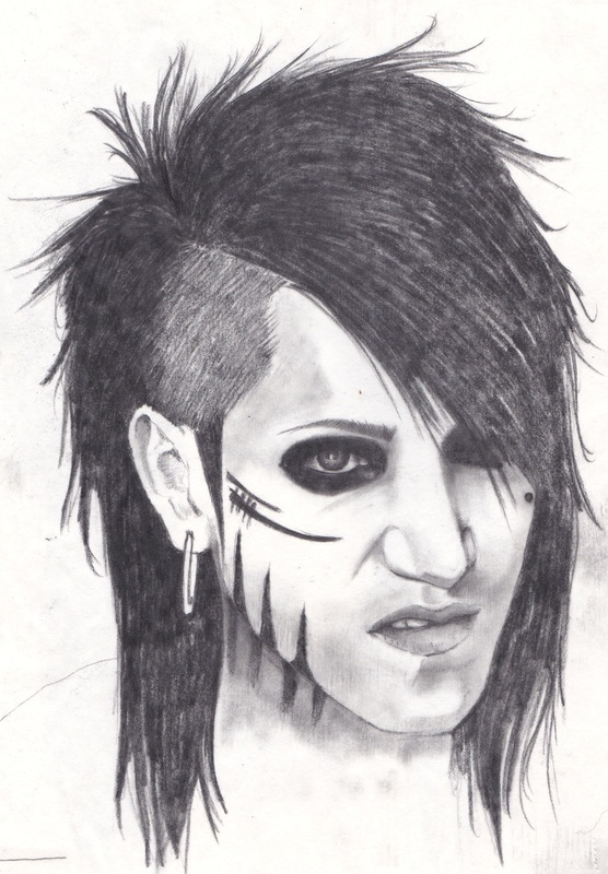 Ashley Purdy by vampire-wolf-girl on DeviantArt