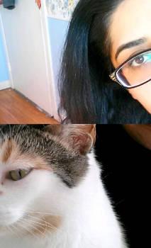 Ren and I