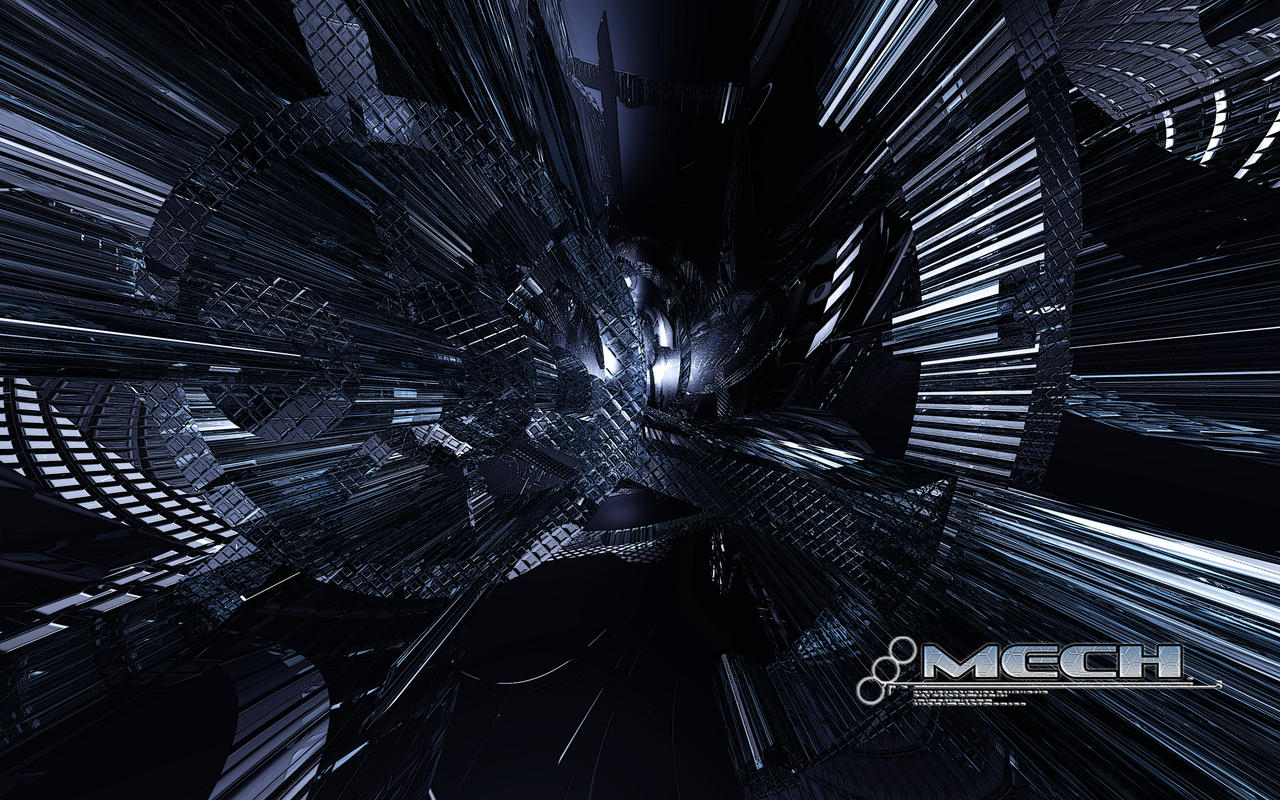Mech by coolbits1