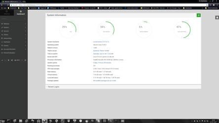 Webmin @ No-Rest Server by coolbits1