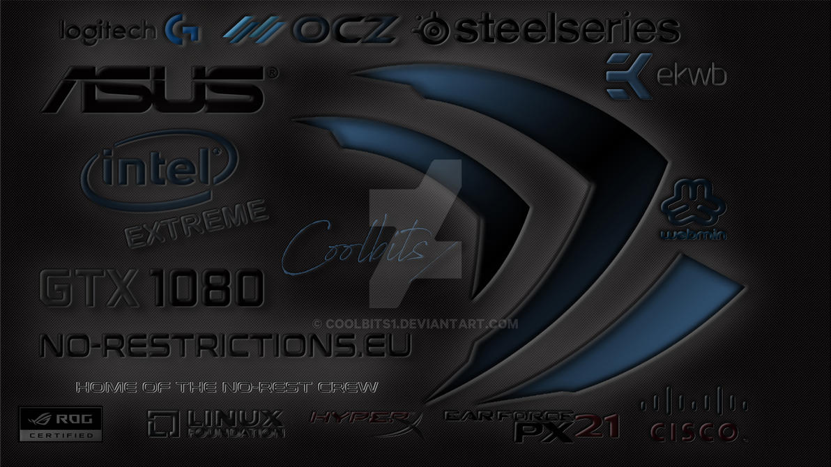 Coolbits-PC Signature Wallpaper by coolbits1