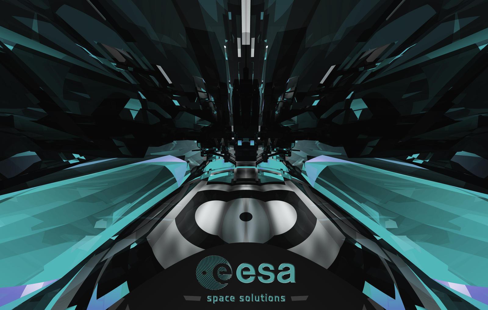 ESA Wallpaper by coolbits1