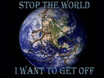 Stop The World Wallpaper by EmoNightEmoDay