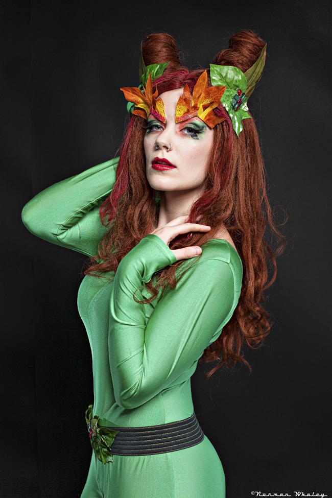 Poison Ivy: Temptress by NightshadeBeauty