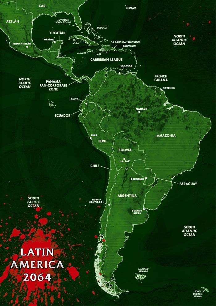 Latin America 2064