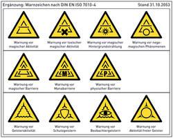 Warnzeichen by fexes