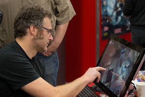 Shadowrun Online at RPC 2014 by fexes