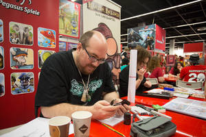 Shadowrun at RPC 2014 by fexes