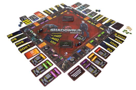 Shadowrun: Monopoly