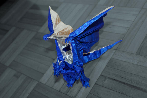 How To Make An Origami Dslr Camera
