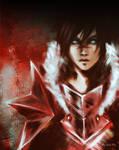 Dragon Age - fem!Hawke sketch