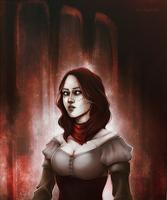 Dragon Age - Bethany Hawke by Ami-Fly