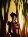 Dragon Age - Morrigan 2