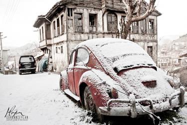 Abandoned / Tarakli - TURKEY by gurkanceylann
