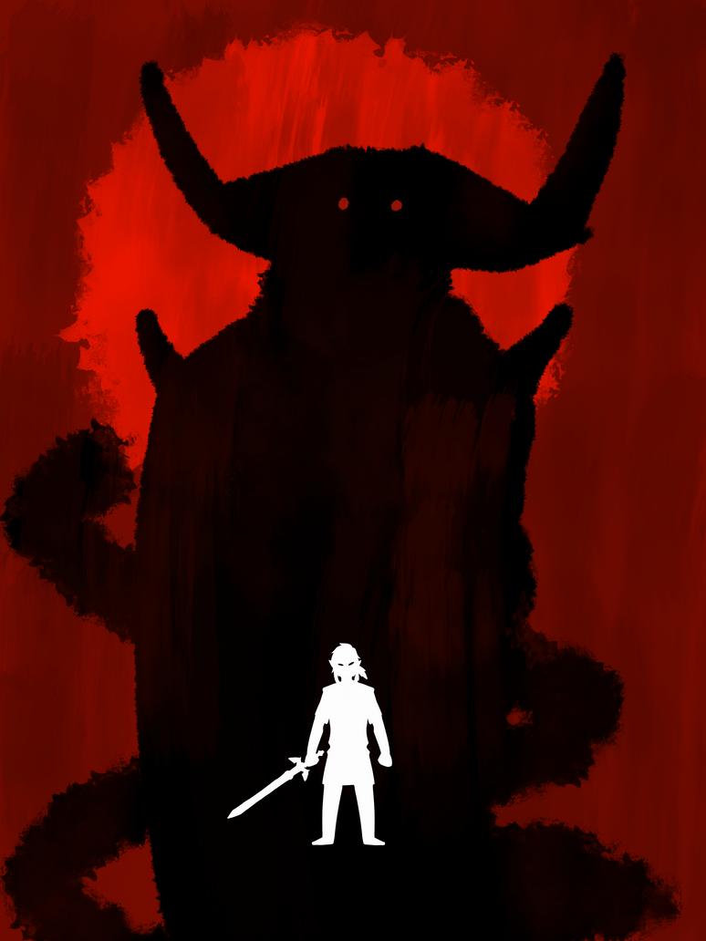 Samurai Link? by Mayguh-Mein