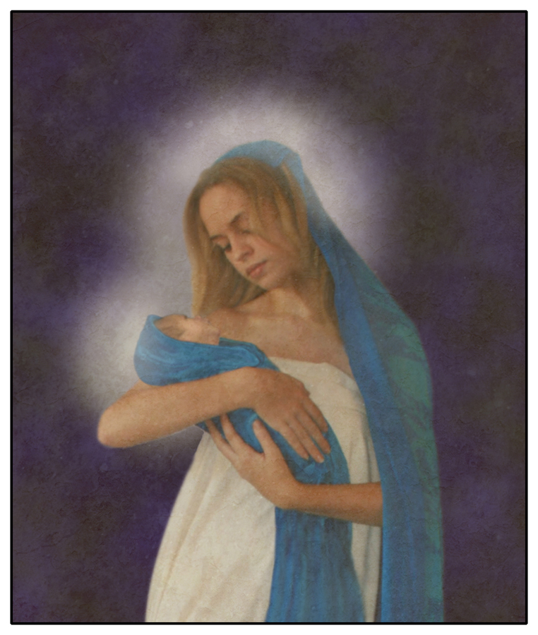 Holy Mother by Ninelyn