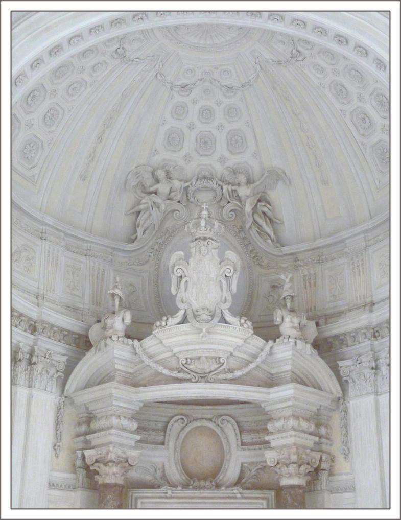 Royal Palace of Venaria - Galleria Grande 02 by Ninelyn