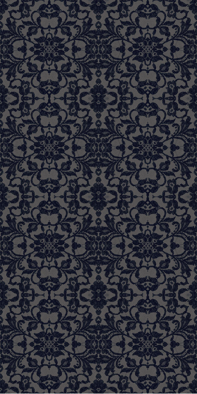 Dark Lace Background by Ninelyn