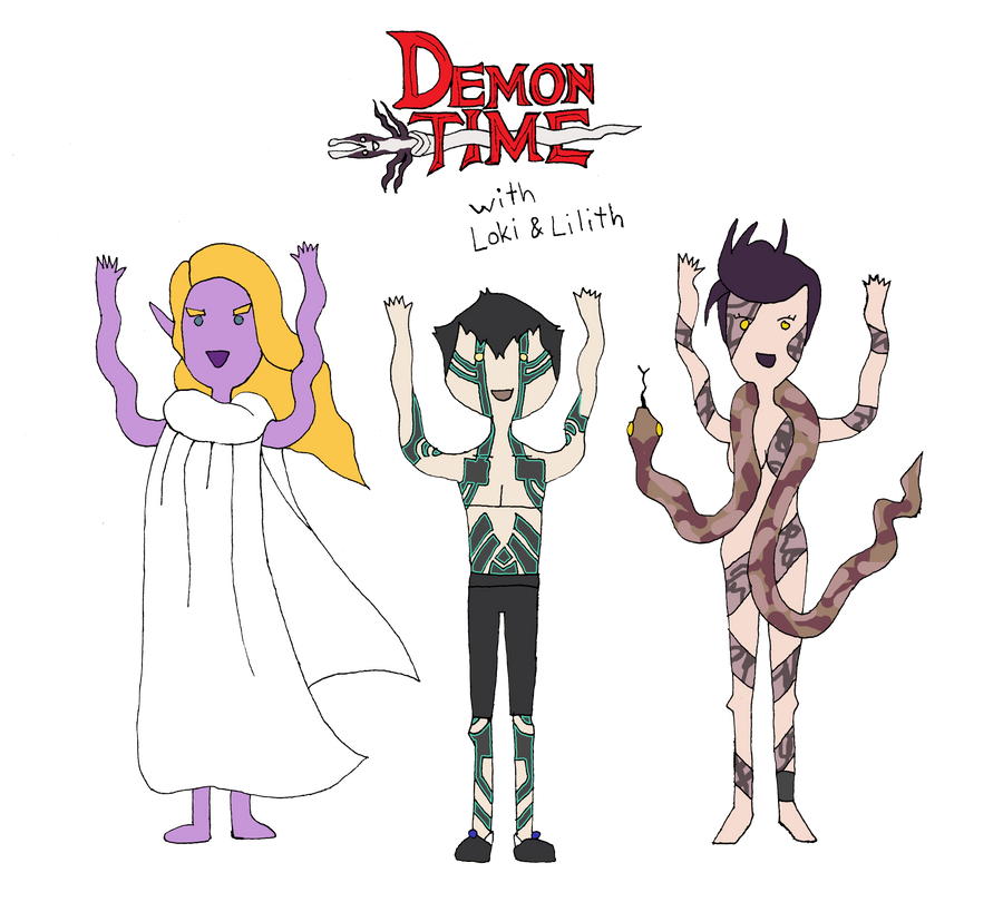 Demon Time by Ninelyn