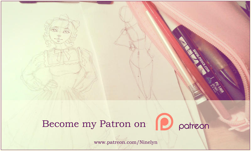 Patreon!! by Ninelyn