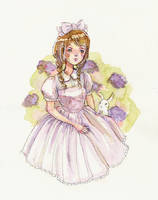 Hydrangeae by Ninelyn