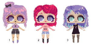 (OPEN) Pixel Adopts by Ninelyn