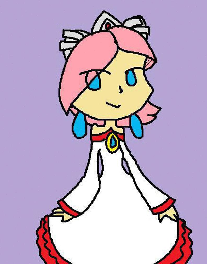 Princess WhiteMage GIF by CutieBlackMage