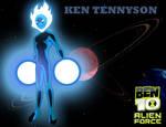 Ben 10 OC:Ken Tennyson Anodite