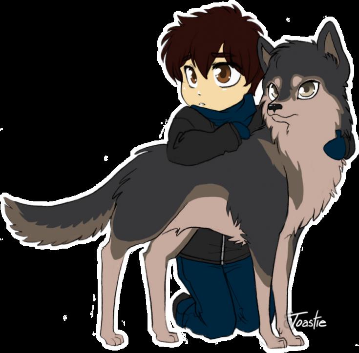 Chibi Wolf